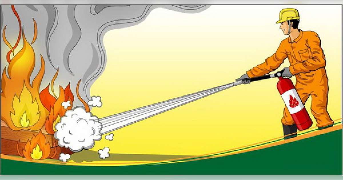 850 Koleksi Gambar Rumah Terbakar Animasi HD
