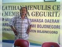 Sastrawan Nyentrik dari Bojonegoro Barat
