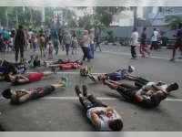 Bentuk Tubuh Ideal Bersama Komunitas Street Workout Bojonegoro
