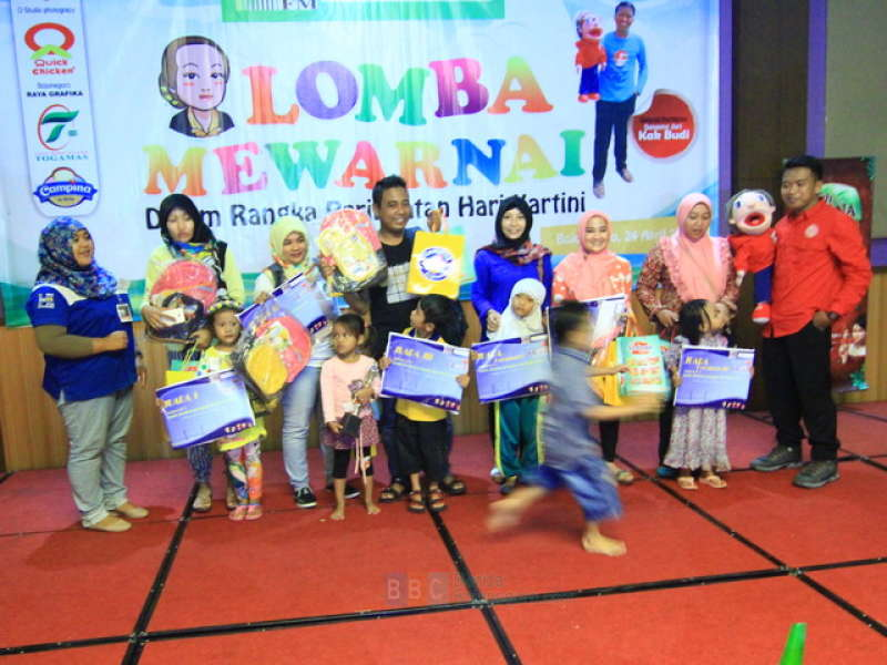 Peringati Hari Kartini Aston Bojonegoro City Hotel Adakan Lomba