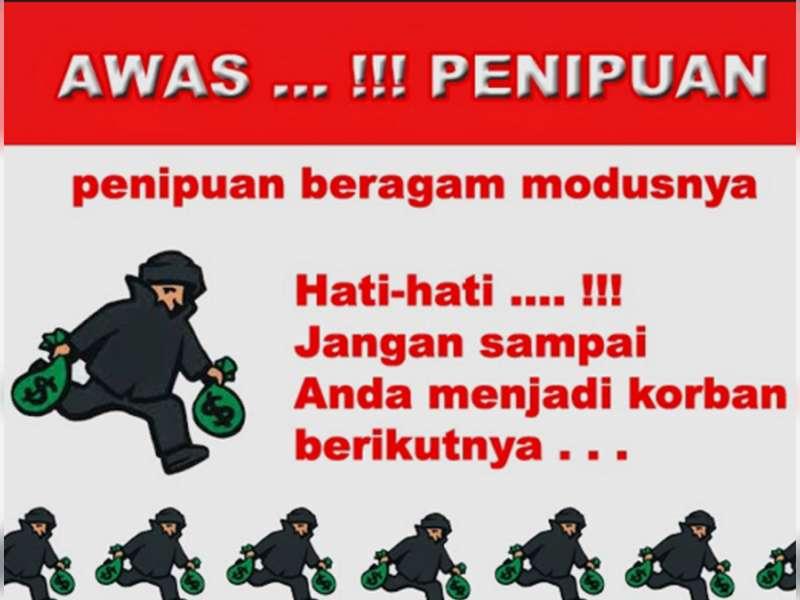 Waspadai Aksi Penipu Yang Mengatasnamakan Anggota Kepolisian Beritabojonegoro Com