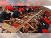 Pekerja di Bojonegoro Paling Banyak di Perusahaan Rokok