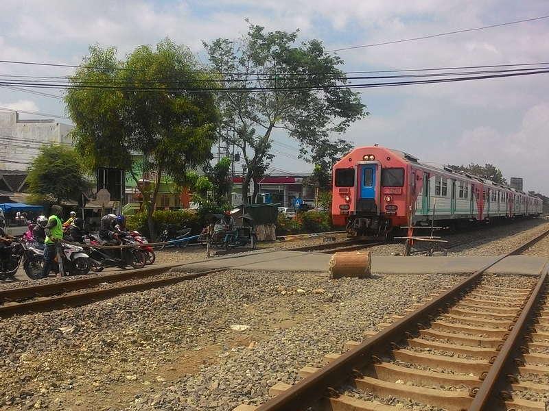 Stasiun KA Bojonegoro Pindah Wilayah Operasi ke Daop 8 Surabaya