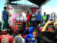 Kang Kuswiyanto Berangkatkan Jalan Sehat di Ngumpakdalem