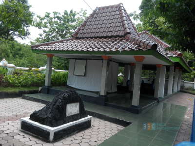 Mengunjungi Pusara Adipati Haryo Matahun I