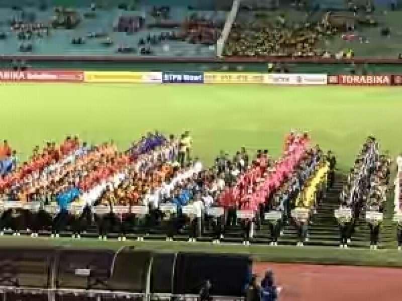 Polres Bojonegoro Masuk Zona 5 Kapolda Cup 2016