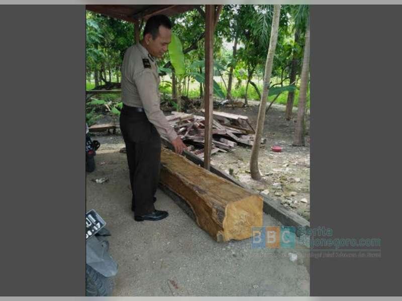 Polsek Tambakrejo Amankan Satu Warga Desa Malingmati