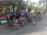 Menyapa Komunitas Low Rider Bojonegoro di Alun-Alun