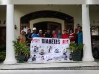 Perangi Diabetes dengan Pola Hidup Sehat