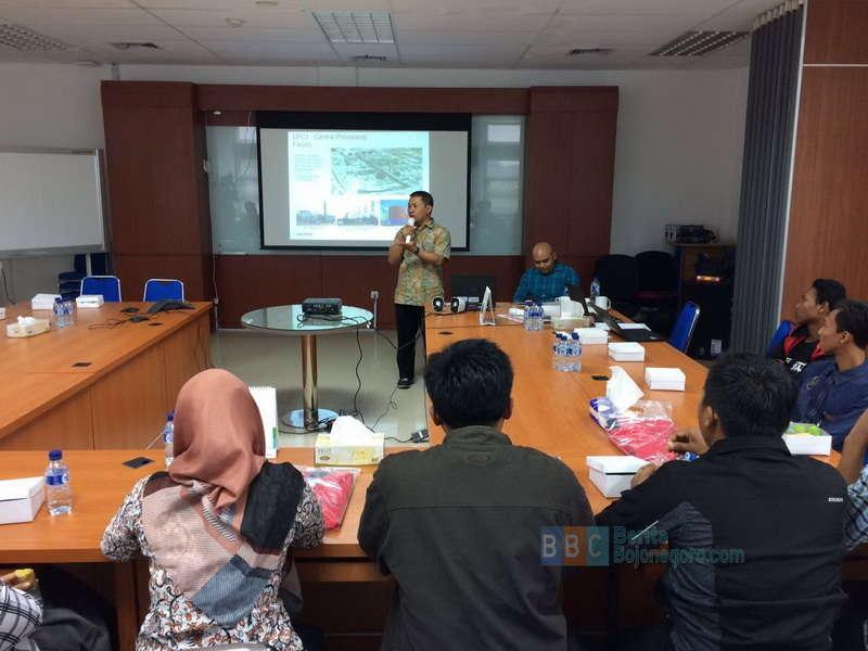 Karang Taruna Mojodelik Kunjungi Area Operasi Lapangan Banyu Urip