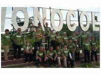 25 Alumni UPN Jajal Offroad Wisata Sumur Tua Wonocolo