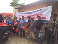 EMCL Serahkan Bantuan untuk Korban Banjir di 4 Desa