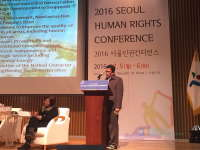 Jadi Wakil Indonesia di Forum HAM Korea Selatan