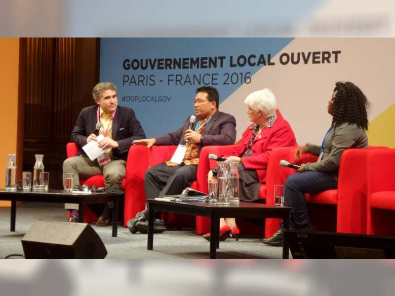 Indonesia dan Pemerintah Terbuka di Open Government Partnership Global Summit 2016