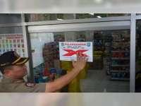 Badan Perijinan Sudah Cek Pemilik Minimarket di Kapas dan Balen