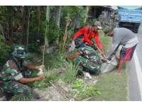 Peduli Kerusakan Lingkungan, Kodim 0813 Bojonegoro Tanam 16 Ribu Pohon