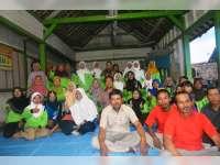 Kuswiyanto Motivasi Srikandi dari Dusun Sukun