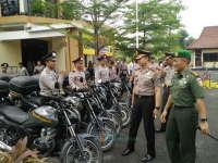 Kapolres Bojonegoro Serahkan 26 Unit Kendaraan Operasional Bhabinkamtibmas