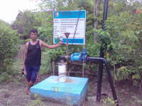 BUMDes Ngaglik Kecamatan Kasiman Berencana Kembangkan Jaringan Air Bersih