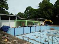 Pembangunan Water Park Dander Diperkirakan Selesai Akhir Januari
