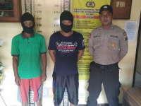Ketahuan Berjudi, 2 Warga Kalitidu Diamankan Polisi