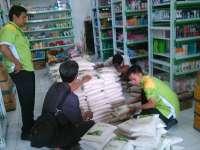 Beras Petani 14 Desa Ini Masuk di Mini Market Milik Koperasi Kareb