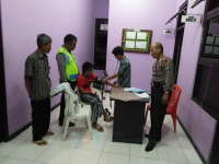 Polsek Purwosari Amankan Remaja Pengidap Gangguan Jiwa
