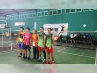JOB PPEJ Gelar Kejuaraan Bulu Tangkis di Bojonegoro, Atlit Enam Kabupaten Turut Serta