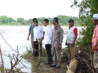 Kuswiyanto Kunjungi Wilayah yang Sering Terdampak Longsor dan Banjir