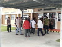 Siang Tadi Komisi Vll DPR RI Kunjungi Lapangan Migas Banyu Urip