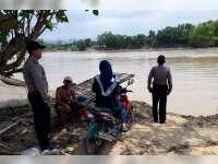 Elevasi TMA Bengawan Solo Naik, Bojonegoro Kota Masih di Bawah Siaga