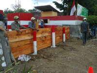 Pembangunan Jembatan Bojonegoro-Trucuk Tahap Pertama Selesai