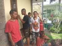 Hari ini Satpol PP Bojonegoro Amankan 5 Anak Punk Asal Tuban