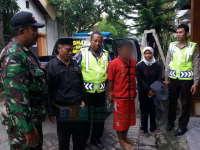 Pemuda Gangguan Jiwa di Kedewan, Serang dan Cekik Leher Ayahnya