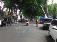 Parkir Seputaran Alun-Alun Bojonegoro Akan Dikelola Swasta