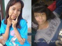 DICARI Dua Anak Gadis Hilang !!!