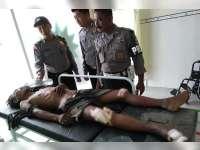 Terjatuh Saat Membawa Lari Motor Curian, Pencuri di Malo ini Meninggal Di Rumah Sakit