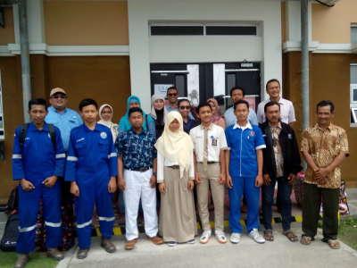 EMCL Selenggarakan Program Magang Siswa SMK di Lapangan Banyu Urip