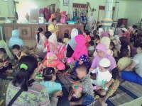 Kuswiyanto Beri Motivasi Ibu Balita dan Kader Posyandu di Kecamatan Balen