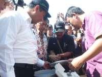 Kunjungan Menteri Pertanian RI ke Kabupaten Bojonegoro