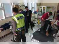 Pelajar SMP Terlibat Kecelakaan Lalu Lintas di Sugihwaras