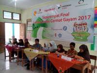 SD Negeri Mojodelik II Juara Babak Seperempat Final LCCG 2017