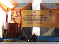 Setya Novanto Kunjungi DPD Golkar Bojonegoro
