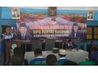 Masih Dua Tahun, DPD Partai Nasdem Bojonegoro Launching Bacaleg 2019