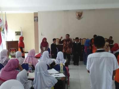 Belajar Demokrasi, Siswa SD Muda Latihan Pemilu