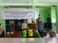 Bersama IdFos, EMCL Deklarasikan Kader Kelompok Rumah Tangga Pilah Sampah