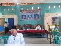 H Abdul Manan Terpilih Jadi Kepala Desa Sumberagung Kecamatan Dander