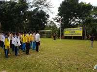 MAN 2 Bojonegoro Adakan Outbound Family Gathering di Trawas Mojokerto