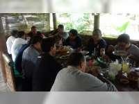 Pulang Kampung, Pudji Dewanto Sapa Wartawan di Bojonegoro
