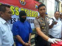 Bawa Sabu 6,1 Gram, Kurir asal Jombang Diamankan Satreskoba Polres Bojonegoro